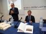 Consegna libro 150 anni dell Unita d Italia 2011