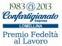 Premio Fedelta al Lavoro Artigiano 2013